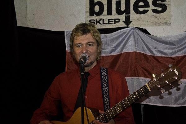 Куда пойти в Праге - Лявон Вольский в Blues Skelp