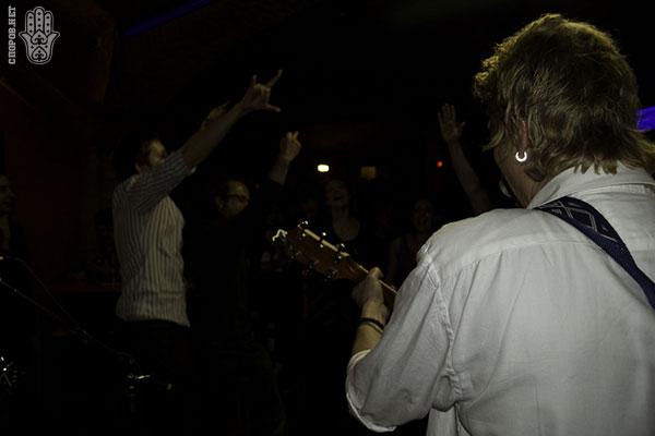 Концерт Лявона Вольского в Праге