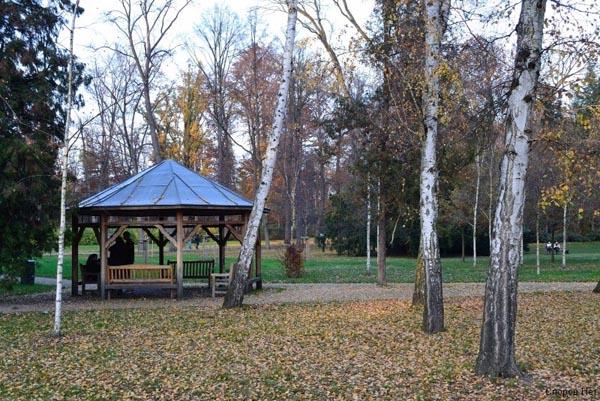 Stromovka Park - Парк Стромовка в Праге