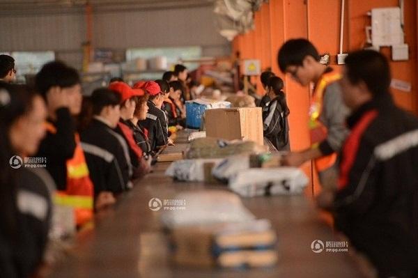 Задержка посылок из Китая