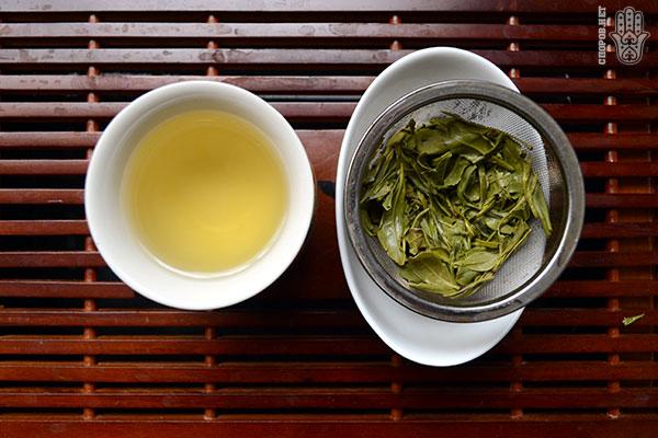 Сорта китайского чая - LongJing
