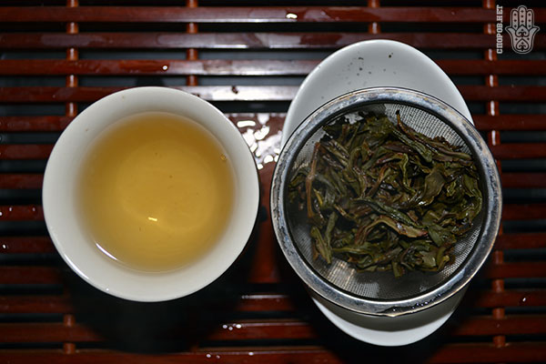 Сорта китайского чая - DanCong