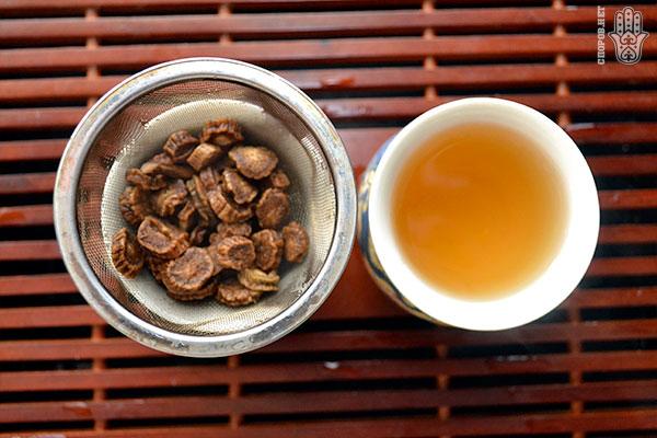 Сорта китайского чая - Burdock tea