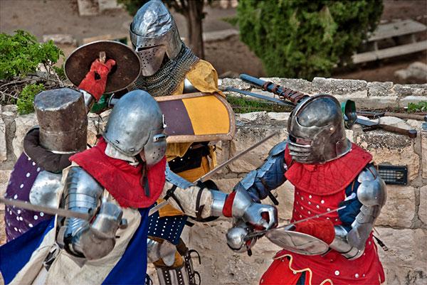 """В Израиле пройдёт фестиваль средневековья """"Время Сказок"""""""