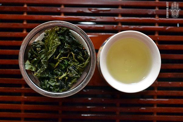 Сорта китайского чая - Milk Gao Shan