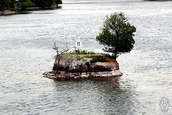 Один из 1000 островов