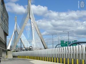 Знаменитые бостонские мосты