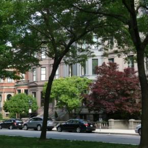 Тихие улицы старого Бостона