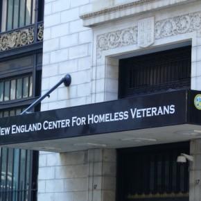 Оказывается есть и такая организация(Новая Англия. Центр для бездомных ветеранов)