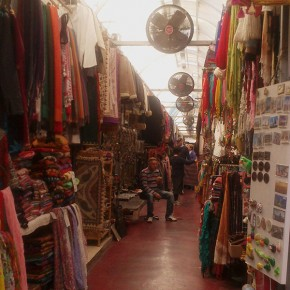 Прогрулка в Тель-Авив и Старый Яффо - Блошиный рынок