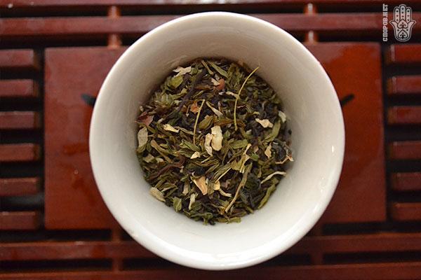 Сорта китайского чая - Nourishing the liver tea