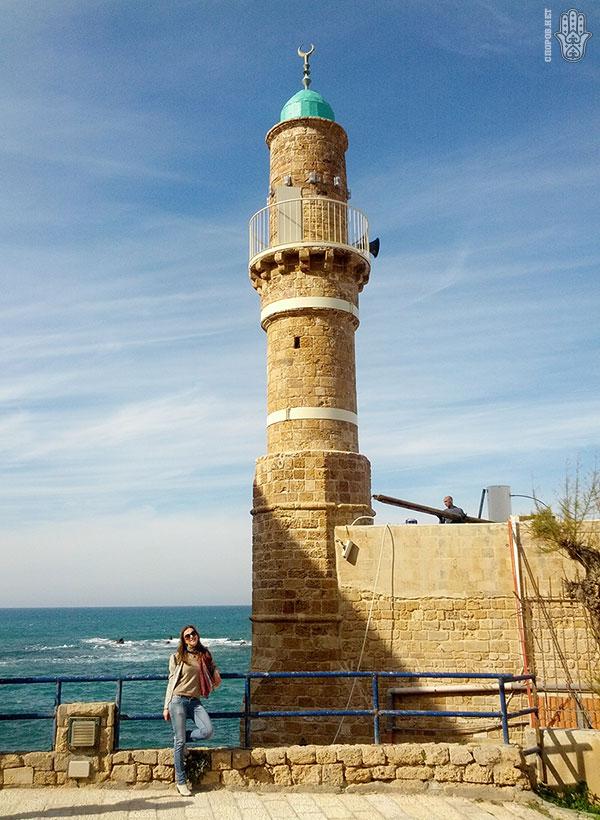 Прогрулка в Тель-Авив и Старый Яффо -  Мечеть