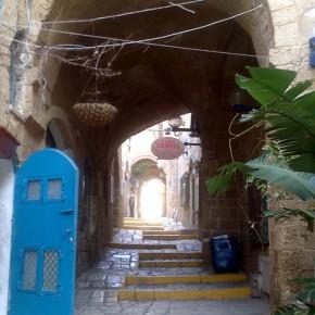 Прогрулка в Тель-Авив и Старый Яффо - Улочка в Старом Яффо