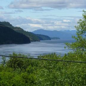 Канада и остров Ванкувер