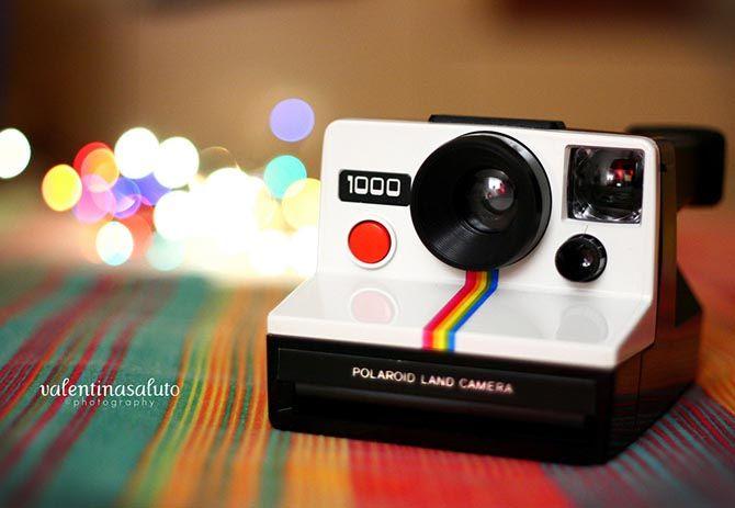 Спасибо еврею за Polaroid