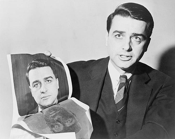 Эдвин Лэнд, основатель Polaroid и знаменитый американский изобретатель